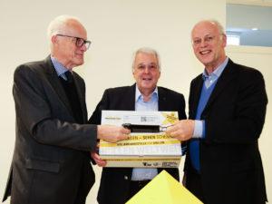 Dr. Rüttgers, Herr Scharping und Carlo Wagner