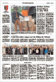 Die Glocke · Rheda-Wiedenbrück: Brillen helfen Bedürftigen in aller Welt
