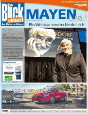 Blick Aktuell Ausgabe Mayen, 14. Mai 2019