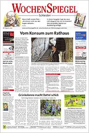 Schleidener Wochenspiegel Ausgabe vom 27.08.2019