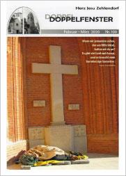 Februar/März 2020 · Doppelfenster Herz Jesu Zehlendorf