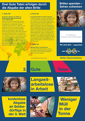 Flyer without logo