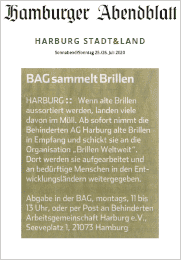 Hamburger Abendblatt vom 25./26. Juli 2020