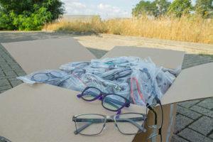 SuperVista Ag spendet 20.000 Brillen