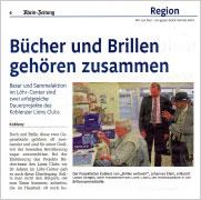 Rheinzeitung 27. Februar 2105