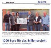 Rheinzeitung März 2015
